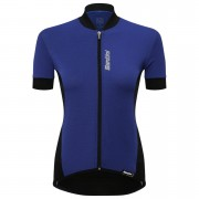 Santini Women's Brio Jersey - S - Nautica Blue