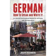 German by Joseph Rosenberg