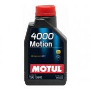MOTUL 4000 Motion 15W-40 1L motorolaj