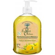 Le Petit Olivier Pur Savon Liquide de Marseille Parfum Verveine Citron