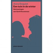 Een tuin in de winter - Anna Enquist