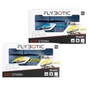 Хеликоптер с дистанционно air stork Silverlit, различни цветове, 373040