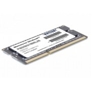 Модуль памяти Patriot Memory DDR3L SO-DIMM 1600Mhz PC3-12800 CL11 - 4Gb PSD34G1600L2S