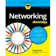 Networking for Dummies, Paperback