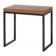 Kapelańczyk Mały stolik do salonu Functional w drewnianej okleinie naturalnej - Kapelańczyk