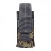 M5 linterna al aire libre bolsa de transporte - Camuflaje del ACU
