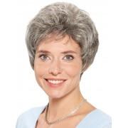 Lofty Pruik Sofie Lofty grijs gemêleerd
