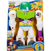 Robot Buzz Lightyear Imaginext Toy Story - Mattel