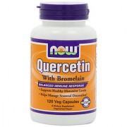 Now Foods Quercetin With Bromelain - 120 Veggie Caps