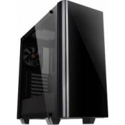 Carcasa Thermaltake View 21 Tempered Glass Edition Fara sursa Neagra