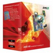 AMD CPU Richland A8-Series X4 6500 (3.5GHz,4MB,65W,FM2) box, Radeon TM HD 8570D AD6500OKHLBOX
