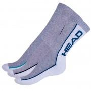 Head 3PACK ponožky HEAD vícebarevné (781011001 218) M