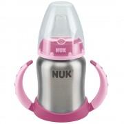 MAPA GmbH Nuk® Learner Cup Edelstahl 125 ml rosa