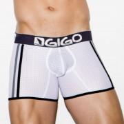 Gigo FRESH WHITE Long Boxer Underwear G04124