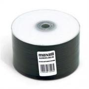 CD-R MAXELL Printable White 700MB 52X 50ks/spindel