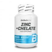 Biotech USA Zinc + Chelate 60 tbl