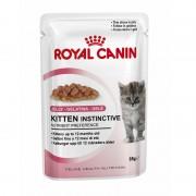 Kitten Instinctive jelly 12*85g