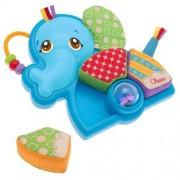 Chocalho para bebê 4ever Friends Sr. Elefante (6m+) - Chicco