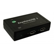 AW-USB-2-W Digi AnywhereUSB/2 AnywhereUSB/2, 2 x USB, RJ-45, 10/100Base-T, Win, 141.8g