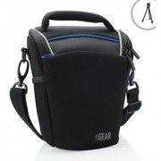 Usa Gear Top Loading Digital Slr Camera Case Bag