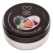 LOVE 2MIX ORGANIC Crema pentru sani efect push-up cu extract de smochine si dud negru