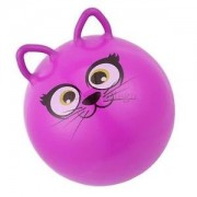 Alcoa Prime Space Hopper Jump Bounce Hop Jumpping Ball Kid Toy Inflatable Purple 18''