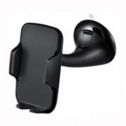 Стойка за кола съвместима с Samsung Galaxy S3 и други модели Черна