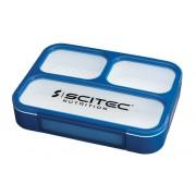Kék ételhordó doboz - Scitec Nutrition