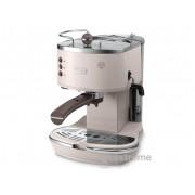 Cafetieră espresso Delonghi ECOV311.BG Icona Vintage, beige