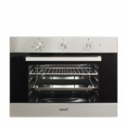 CATA ME 4006 X Electric oven 40L Negro, Acero inoxidable