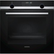 Siemens IQ-500 HB578G5S0B Built In Electric Single Oven - Stainless Steel - A Rated