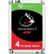 Seagate IronWolf ST4000VN008 HDD 4000GB SATA III interne harde schijf