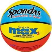 Tanulj meg kosarazni! Spordas 5-ös 25%-al könnyített kosárlabda a helyes kosártechnika elsajátításáh