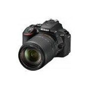 Câmera Digital Nikon D5600 Af-s 18-140mm Vr 24.2mp, Full Hd, Wi-Fi