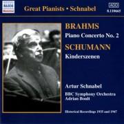 J Brahms - Piano Concerto No.2 (0636943166529) (1 CD)