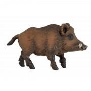 Papo Plastic speelgoed figuur wild zwijn 9,5 cm