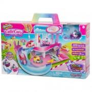 Set de joaca Moose Toys Shopkins Cutie Cars S3 Spa Wash