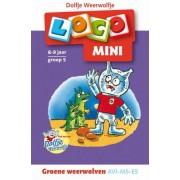Boosterbox Mini Loco - Dolfje Weerwolfje: Groene Weerwolven (AVI M5/E5 8-9 jaar)