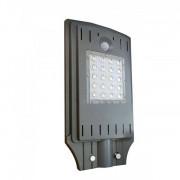 Proiector Stradal, LED 20 W Panou Solar, Senzor de lumina