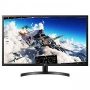 Монитор LG 32ML600M-B, 32 инча FHD (1920x1080) IPS, LED, 5ms, 1200:1, 300 cd/m2, Color Gamut, HDR10, D-Sub, HDMI, Headphone Out, 32ML600M-B