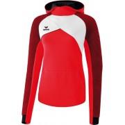 Erima Premium One 2.0 Dames Sweater - Sweaters - rood - 48