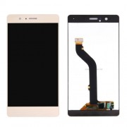 iPartsBuy for Huawei P9 Lite LCD Screen + Touch Screen Digitizer Assembly(Gold)