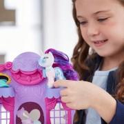 Hasbro My Little Pony - Rarity - El Vestidor Mágico