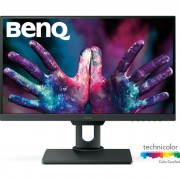 "Monitor LED IPS Benq 25"", WQHD, Display Port, Negru, PD2500Q"