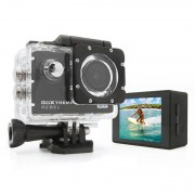 GoXtreme Rebel Full HD Action Camera - Black