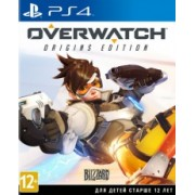 Sony PS4 Overwatch: Origins Edition [русская версия]