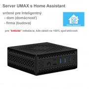Server UMAX s Home Assistant