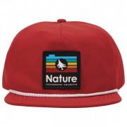Hippy Tree - Cap Instamatic - Casquette taille One Size, rouge