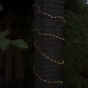 Kaemingk Cordon lumineuse Twinkle LED blanc chaud 8m