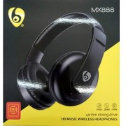 MX-888 HD Music Wireless Headphone
